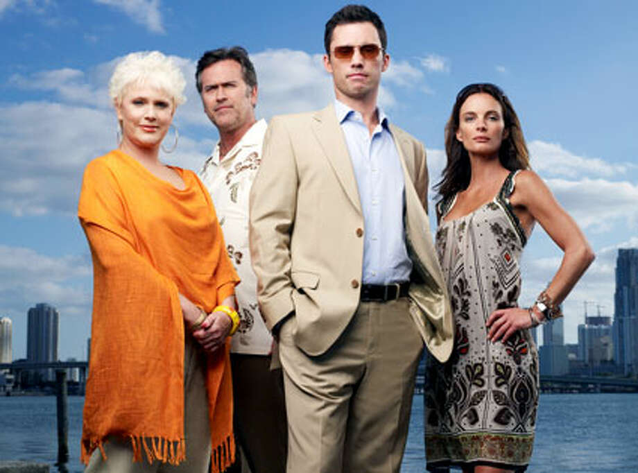 'Burn Notice: Season 7'- The comical exploits of super spy turned man-for-hire Michael Westen continue in Season 7 of this USA Original Series. Available: Feb. 15