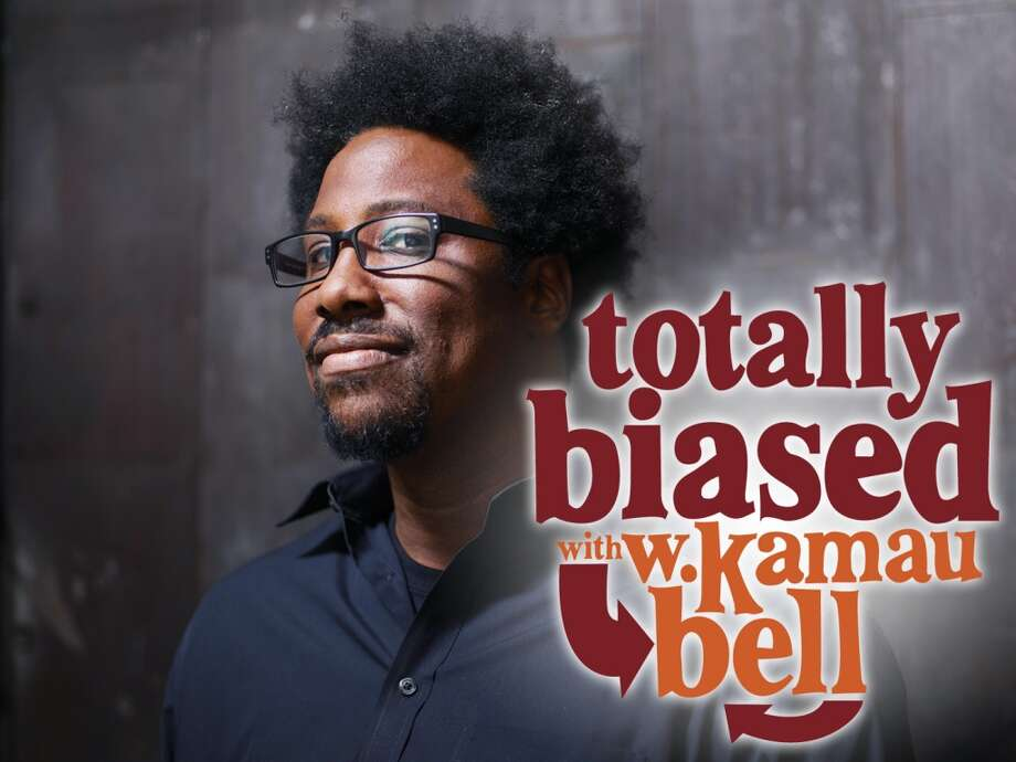 TOTALLY BIASED WITH W. KAMAU BELL: FXX, 2012-2013 Photo: Matthias Clamer