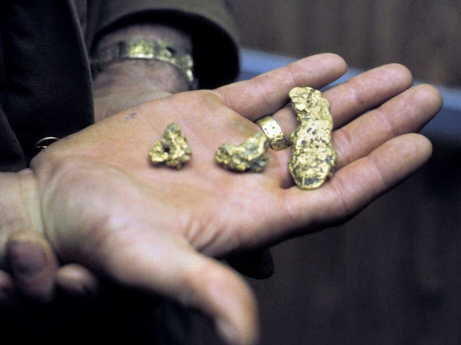 Chispa: In the continued compendium of Californian gold rush, chispa means a gold nugget. Photo: Jim Simmen, Getty Images