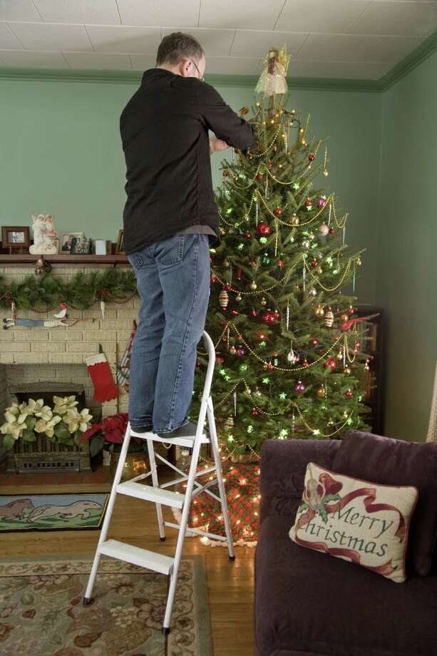 Tight squeeze: make sure you get a tree that ... fits. Photo: Getty Images / First Light