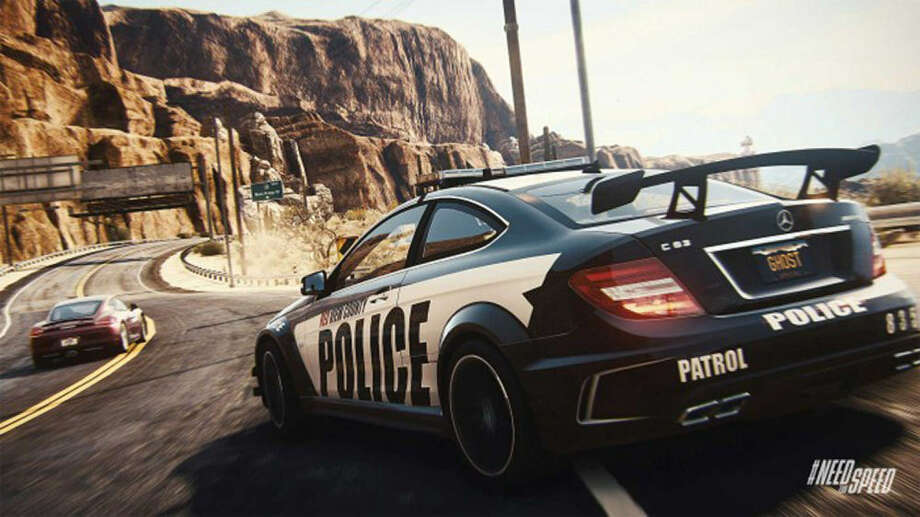 "Players can chose to play either as a racer or cop in ""Need for Speed Rivals."" Photo: Courtesy EA"