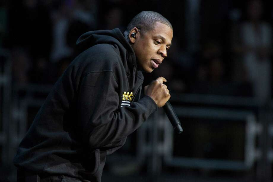 With multiple Grammys and No. 1 hits, Jay Z has a good chance of  attracting big numbers to the AT&T Center. The concert follows those  of Drake and Kanye West. Photo: Barry Brecheisen / Associated Press