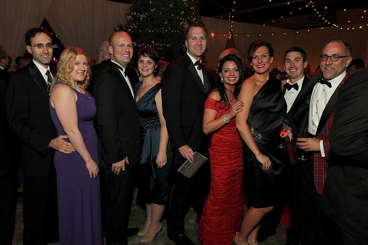 Were you Seen at the 30th annual Dancing in the Woods gala, a benefit for the Melodies Center for Childhood Cancer and Blood Disorders at the Children's Hospital at Albany Medical Center, on Friday, Dec. 6, 2013, at the Armory at Sage in Albany?