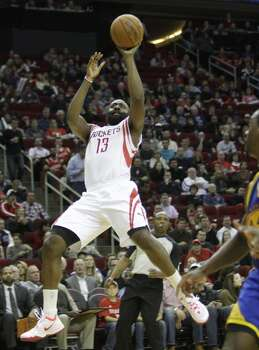 Dec. 6: Rockets 105, Warriors 83  The Rockets' defense shut down a high-powered Warriors offense and were able to snap an ugly two-game losing streak.  Record: 14-7 Photo: Melissa Phillip, Houston Chronicle