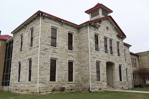 This historic structure first served as an elementary school and was 