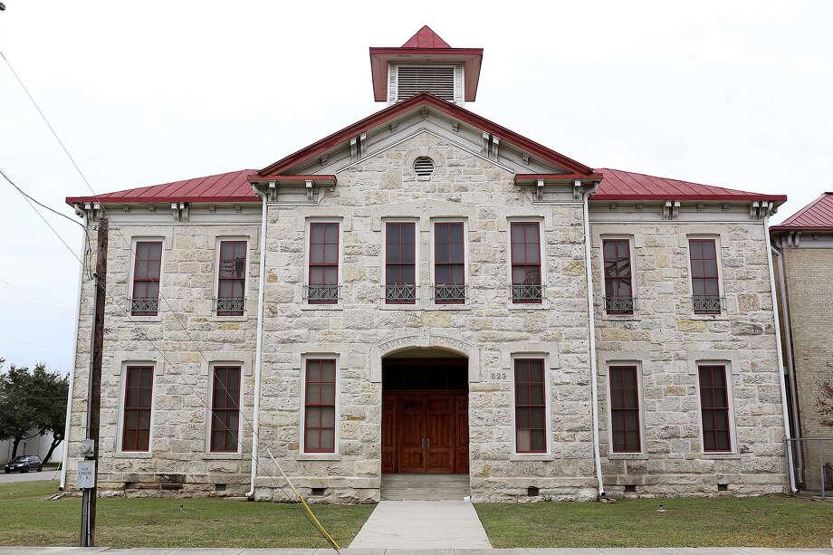 Navarro Academy in San Antonio. Photo: Lisa Krantz, San Antonio Express-News / San Antonio Express-News