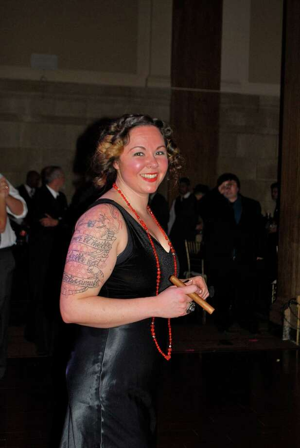Caption: Were You Seen at the Albany Center Gallery's Speakeasy Gala at 90 State Events in Albany on Saturday, Dec. 7, 2013? Photo: Silvia Meder Lilly