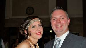 Caption: Were You Seen at the Albany Center Gallery's Speakeasy Gala at 90 State Events in Albany on Saturday, Dec. 7, 2013?