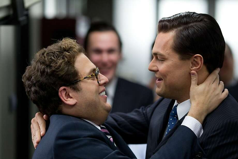 "Martin Scorsese's ""The Wolf of Wall Street"" was also snubbed this year. Photo: Handout, McClatchy-Tribune News Service"