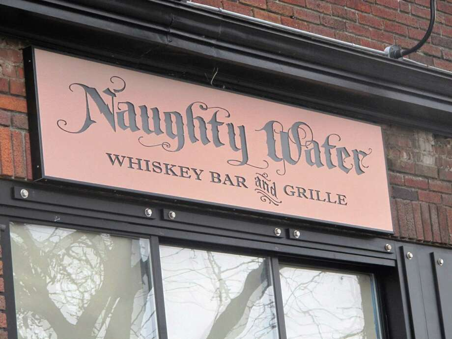 The management of Naughty Water Whiskey Bar and Grille, a new restaurant slated to open later this month, is the subject of a brew controversy in Bridgeport's Black Rock neighborhood. The restaurant is just days from its planned opening on Dec. 16, but area residents say they don't want Mario Marro to remain the general manager because he is on probation for sexual assault. Photo: Wes Duplantier / Connecticut Post