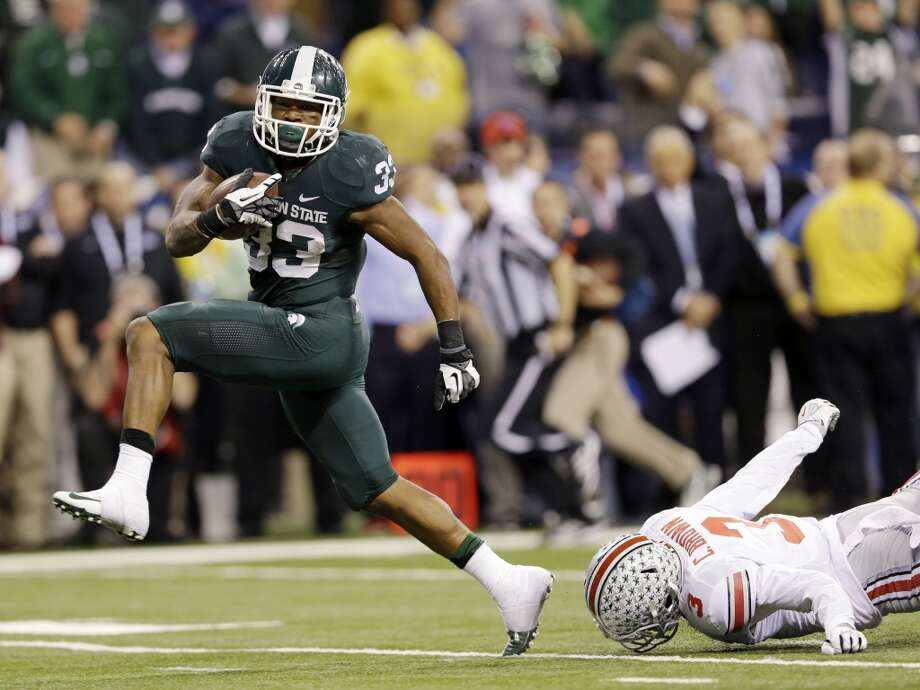 4. Michigan State (12-1) Last week: 10 Photo: Michael Conroy, Associated Press