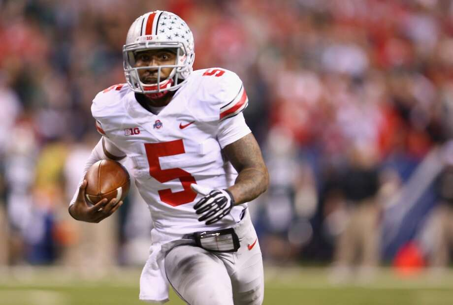 7. Ohio State (12-1) Last week: 2 Photo: Andy Lyons , Getty Images