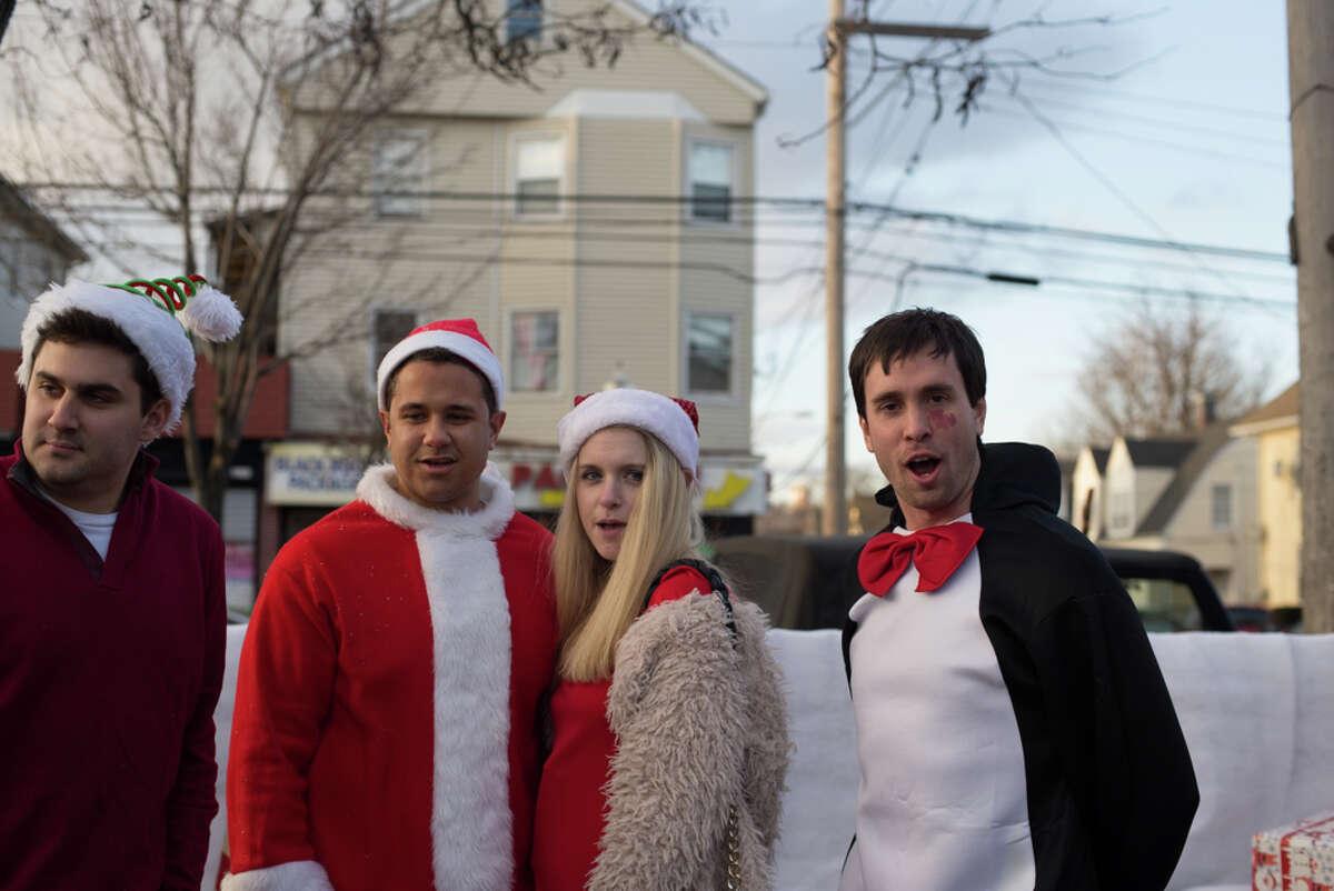 Santa Claus came to black rock on Saturday! Were you SEEN at SANTACON Black Rock?