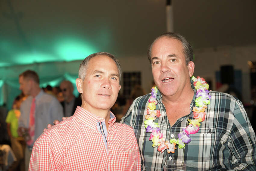 Fairfield Christmas Tree Festival Inc hosted its annual Christmas party benefiting a charity. This year the party was 'Christmas Island' themed and it benefited the Kennedy Center. Were you SEEN partaking in the holiday fun?