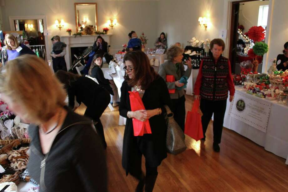 Were you SEEN at the 35th Annual Winterfair Gift Market  presented by The Junior League of Stamford-Norwalk? Photo: P. Ha-Stevenson / Hearst Connecticut Media Group