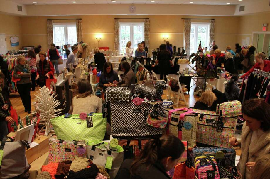 Were you SEEN at the 35th Annual Winterfair Gift Market  presented by The Junior League of Stamford-Norwalk? Photo: Picasa, P. Ha-Stevenson / Hearst Connecticut Media Group