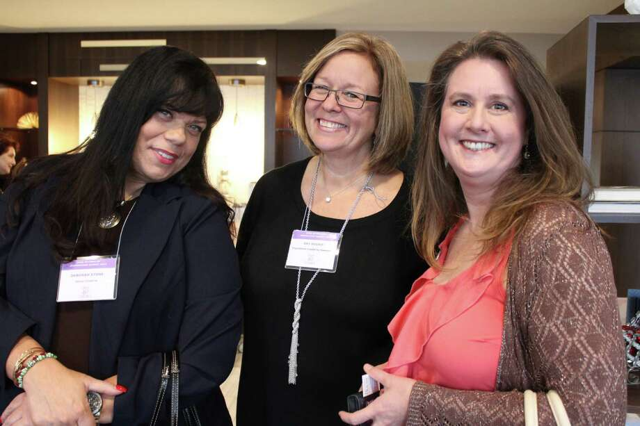 Were you SEEN at the Over 40 Females Inspiration Summit? Photo: P. Ha-Stevenson / Hearst Connecticut Media Group