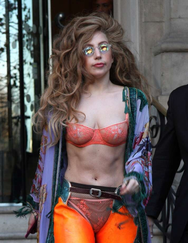 Lady Gaga Photo: Simon James, FilmMagic