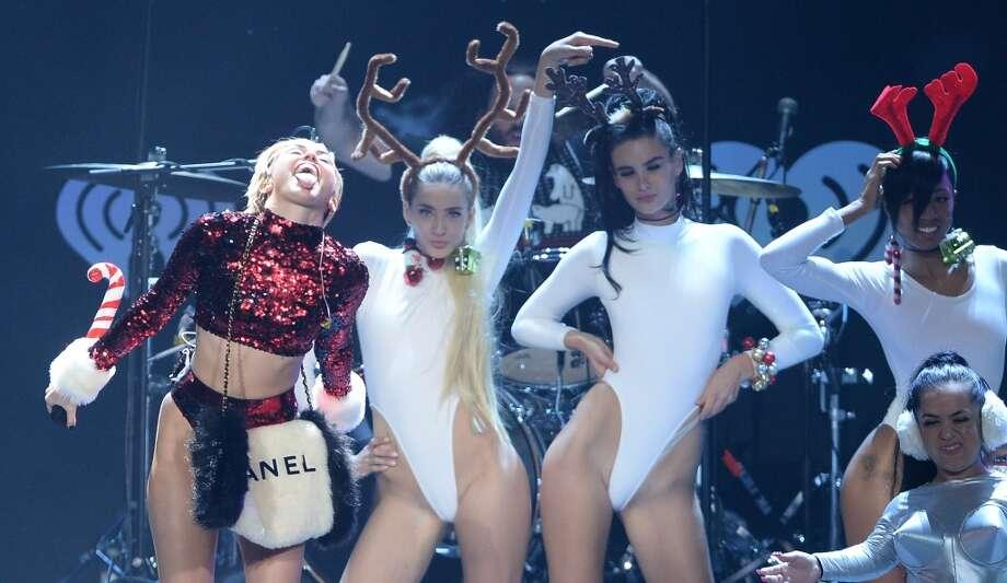 Miley Cyrus Photo: Jason Merritt