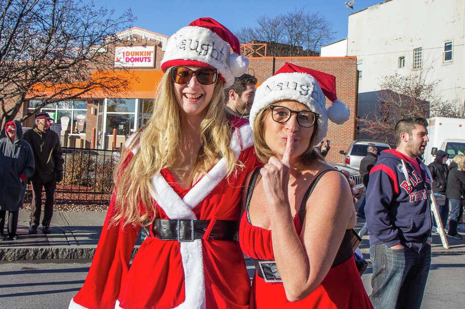 Were You Seen at the 8th Annual Santa Speedo Sprint and Winter WonderLARK Festival on Saturday, December 7, 2013? Photo: Brian Tromans