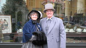 Were you Seen at the 31st Annual Troy Victorian Stroll on Sunday, Dec. 8, 2013?