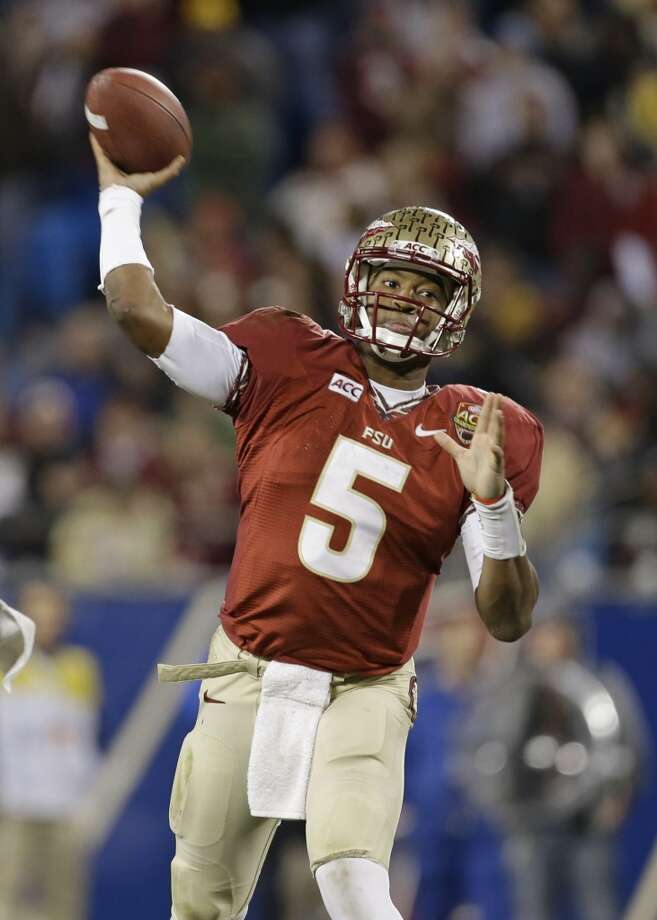 1. Florida State Photo: Bob Leverone, Associated Press