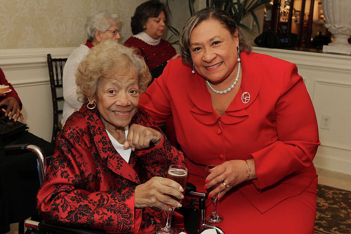 Were you seen at the Albany Chapter of Girlfriends Inc. annual Paint the Town Red fundraiser, to benefit Habitat for Humanity's Sheridan Hollow Project, at Glen Sanders Mansion in Scotia on Sunday, Dec. 8, 2013?