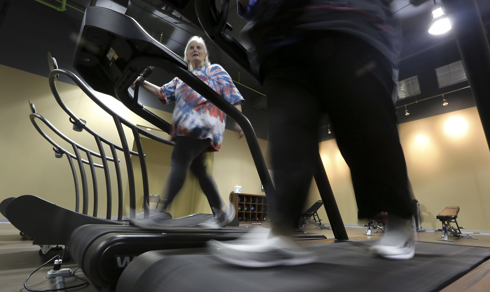 Questions about exercise help patients shed pounds - San Francisco Chronicle