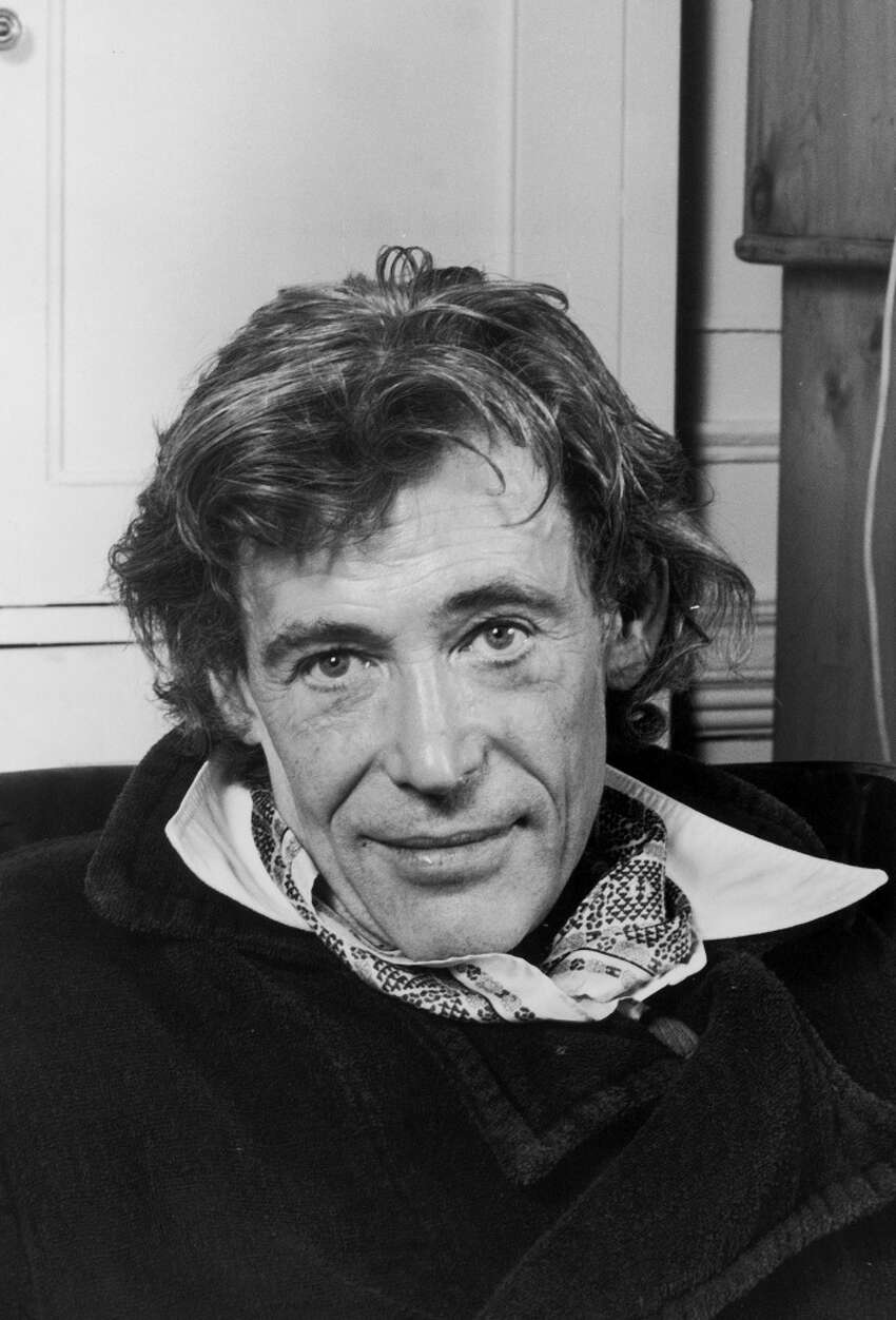 Peter O'Toole, ebullient actor, much liked.