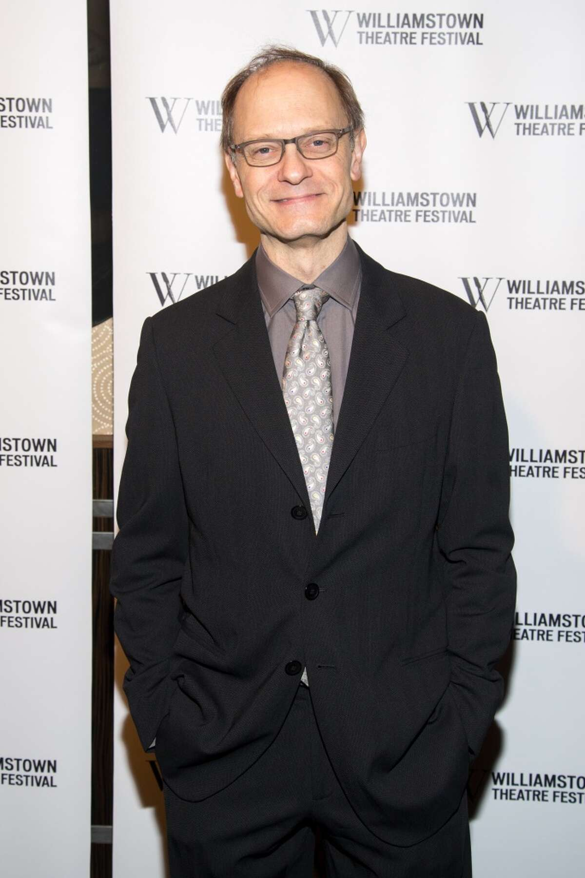 Saratoga Springs David Hyde Pierce Star of Broadway and television (