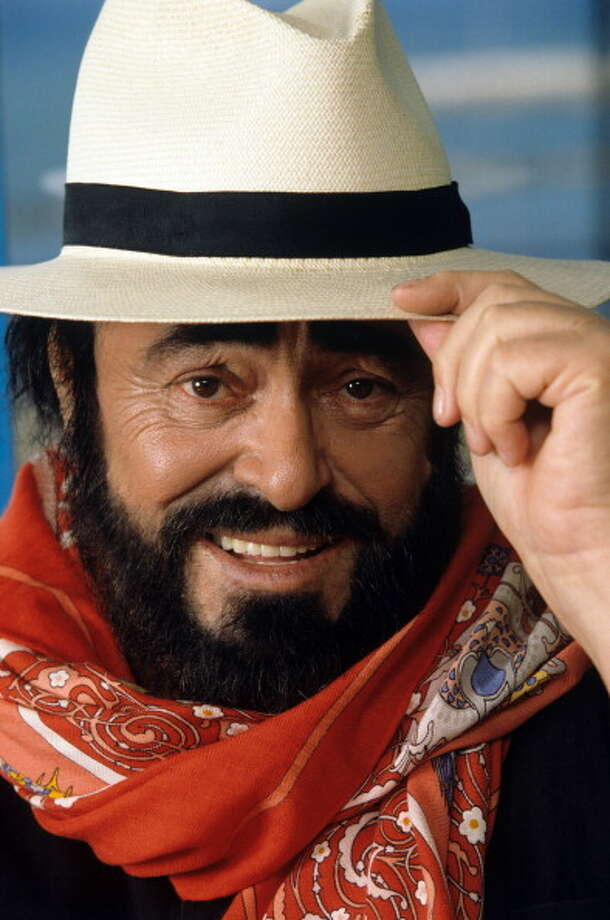 Luciano Pavarotti, the male voice of the 20th century and a lovable international presence for decades. Photo: Mondadori, Mondadori Via Getty Images / Mondadori