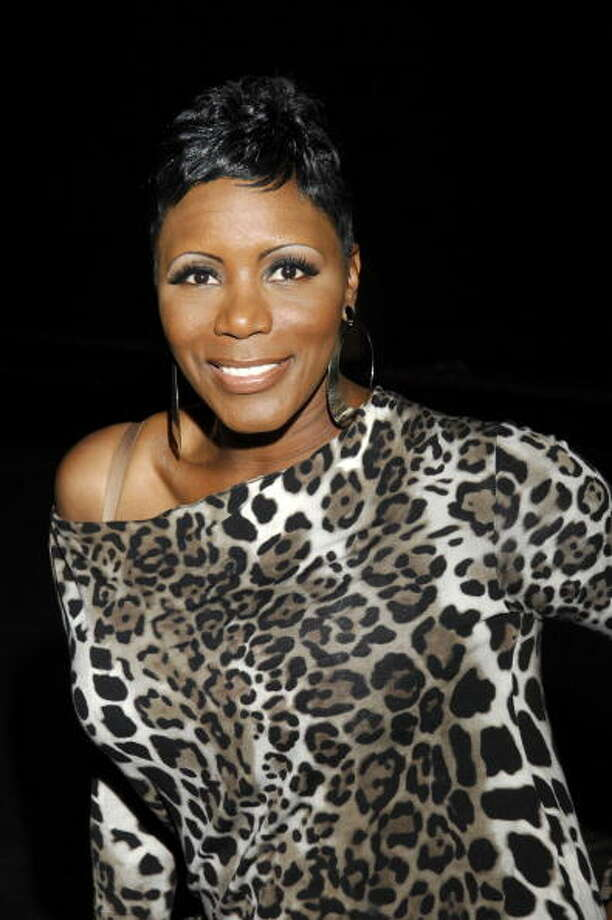 Sommore, talented and engaging standup comic. Photo: John Ricard, FilmMagic / FilmMagic