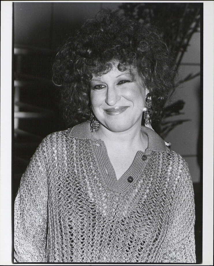Bette Midler, actress and singer. Photo: Time & Life Pictures, Time Life Pictures/Getty Images / Time & Life Pictures