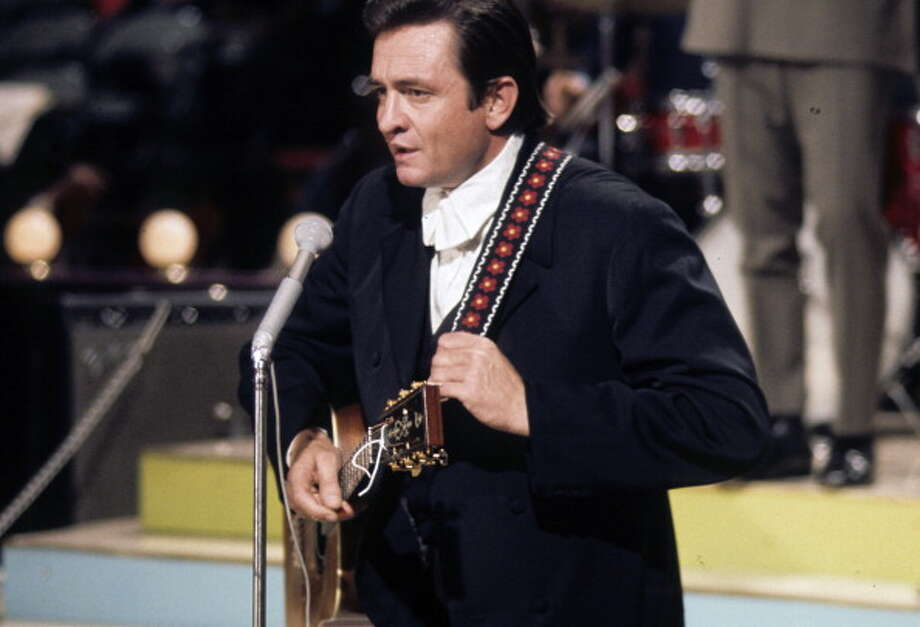 Johnny Cash, great talent, a legend in his own time. Photo: ABC Photo Archives, ABC Photo Archives/Getty Images / 2011 American Broadcasting Companies, Inc.