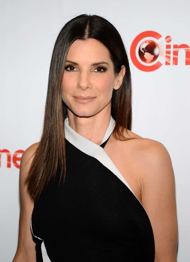 Sandra Bullock, nice Southern girl who  made good. Photo: Ethan Miller, Getty Images