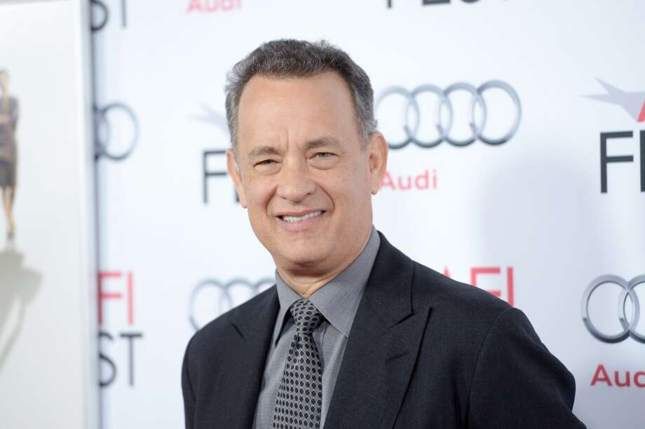 Tom Hanks, nice guy, major actor of the last 25 years. Photo: Jason Merritt, Getty Images