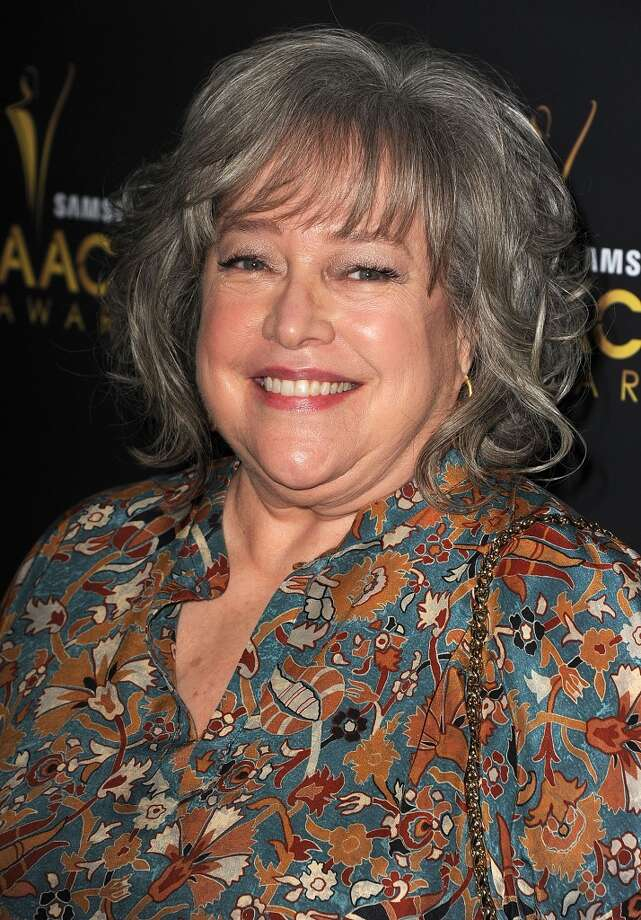 Kathy Bates, very likable and talented character actress. Photo: Steve Granitz, WireImage