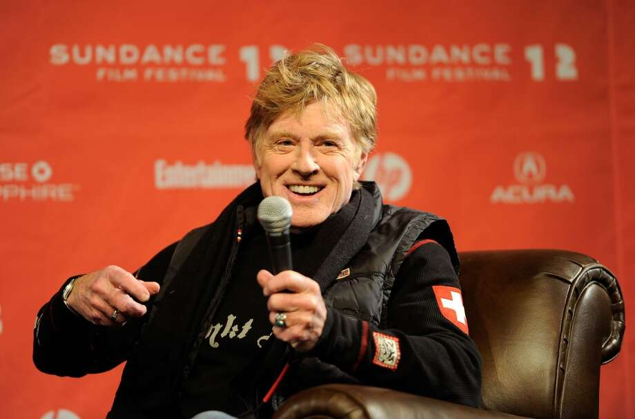 Robert Redford, director, festival founder and great actor. Photo: Jemal Countess, Getty Images