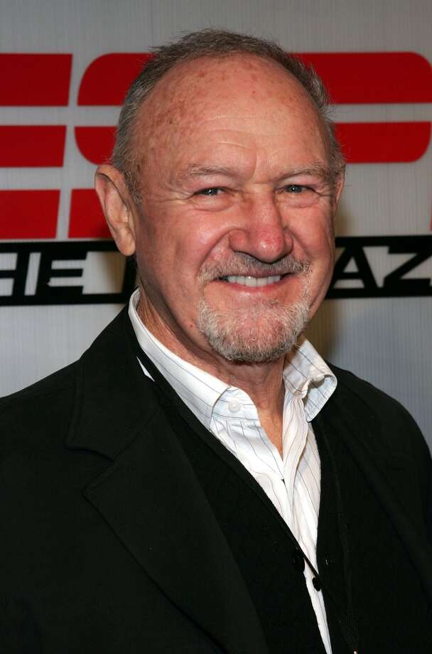 Gene Hackman, great character actor. Photo: Evan Agostini, Getty Images