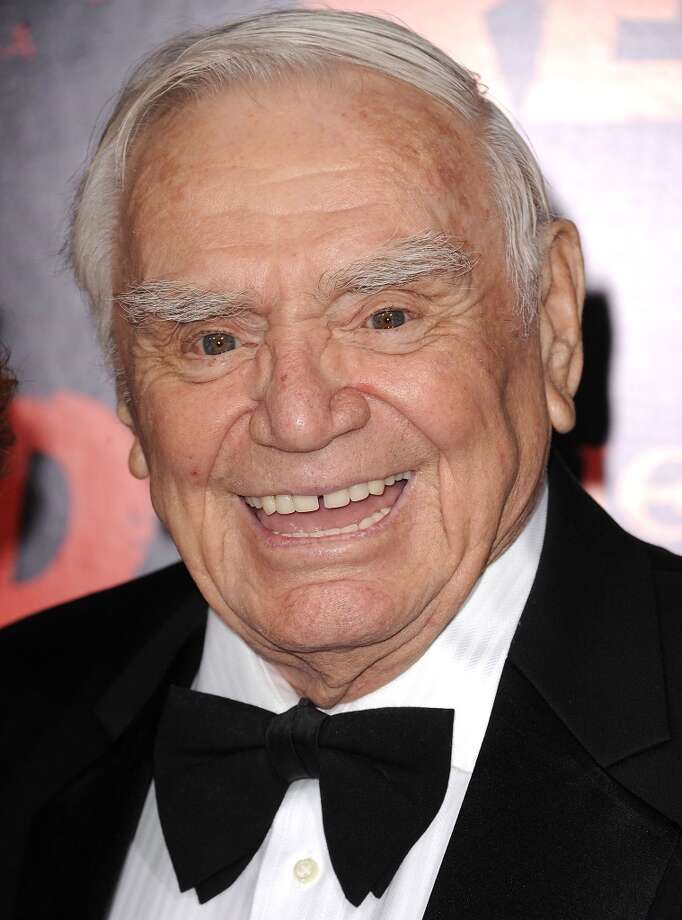 Ernest Borgnine, likable for years. Photo: Steve Granitz, WireImage