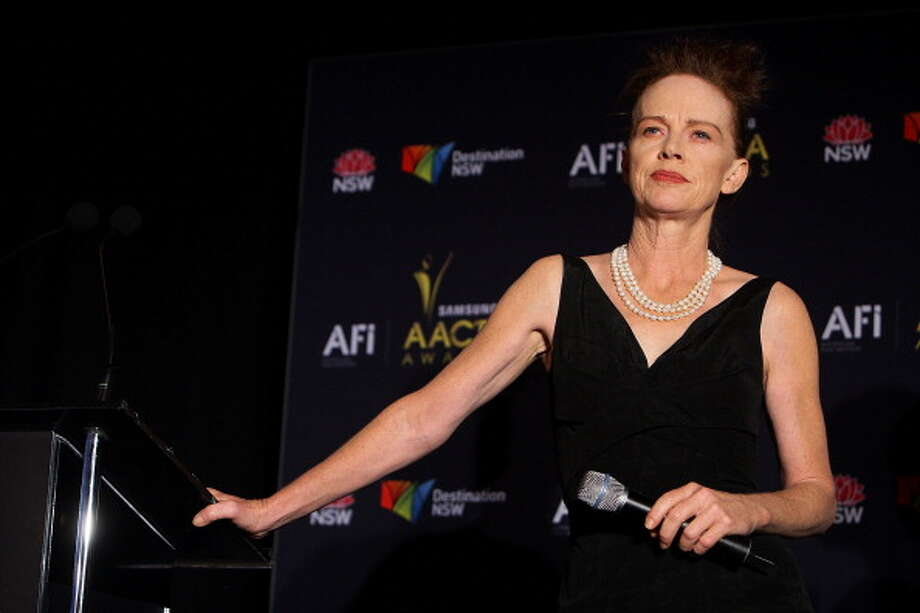 Judy Davis, for being a nervous wreck in a completely likable way. Photo: Lisa Maree Williams, Getty Images / 2012 Getty Images