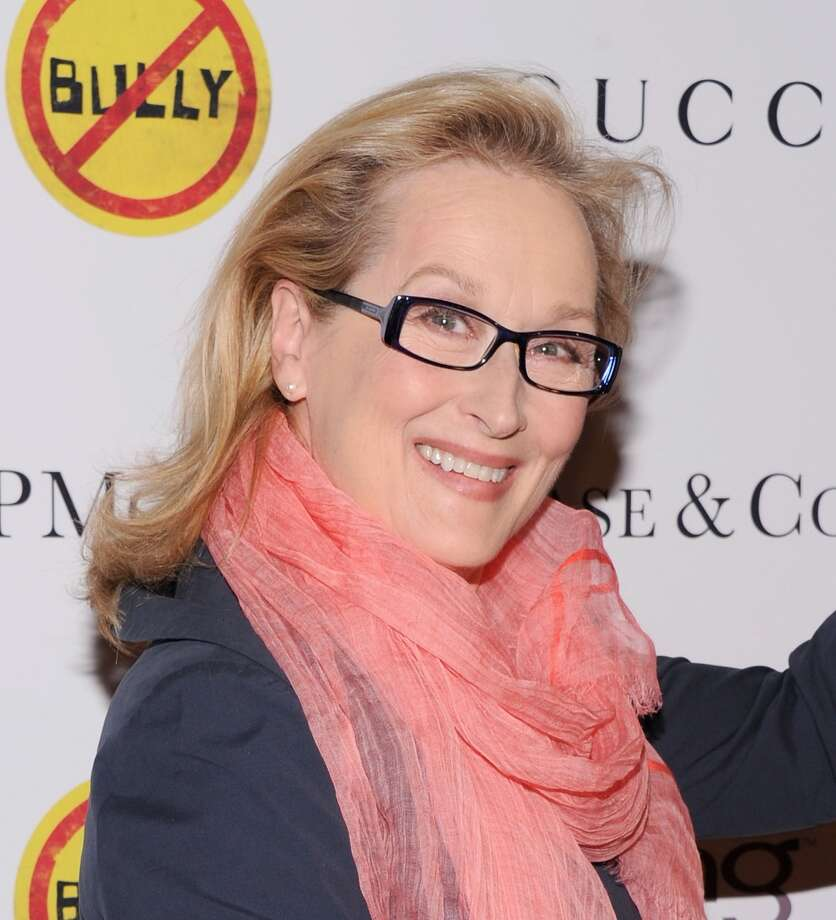 Meryl Streep, one of the greatest actresses of the screen, ever. Photo: Jamie McCarthy, Getty Images