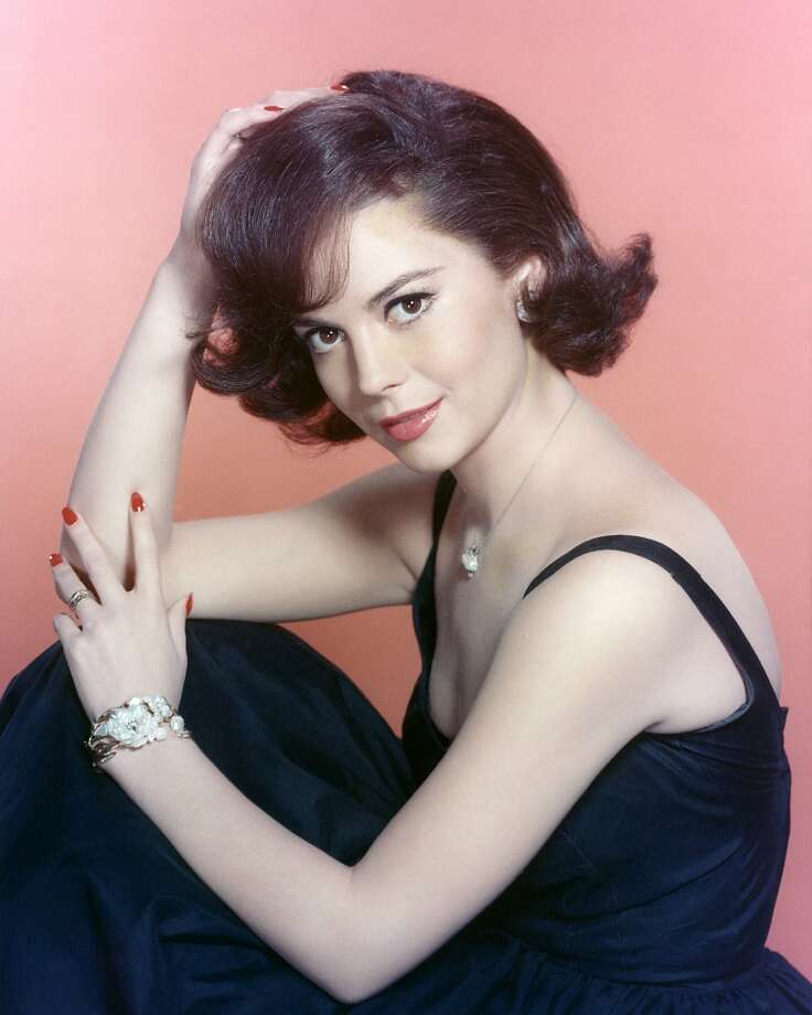 Natalie Wood -- lovely star of the 1960s and 70s. Photo: Silver Screen Collection, Getty Images