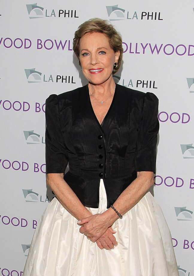 Julie Andrews, especially for her classic roles of the 1960s. Photo: Mathew Imaging, WireImage
