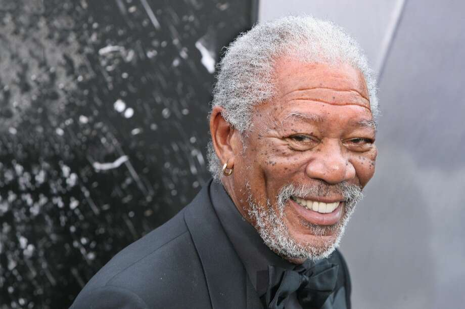 Morgan Freeman, the most trusted voice of documentaries.  If he says it, it must be true. Photo: Jim Spellman, WireImage