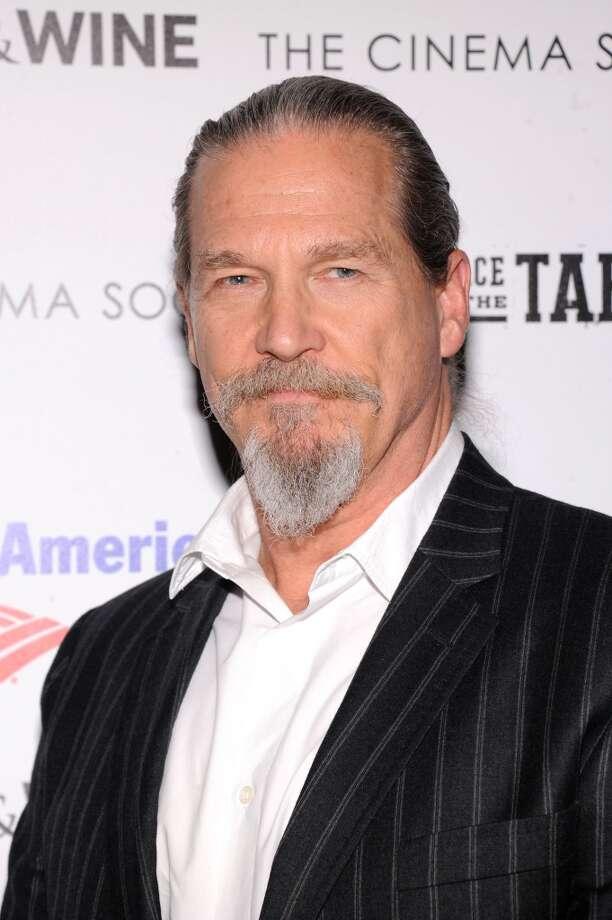 Jeff Bridges, for making it look easy. Photo: Jamie McCarthy, Getty Images