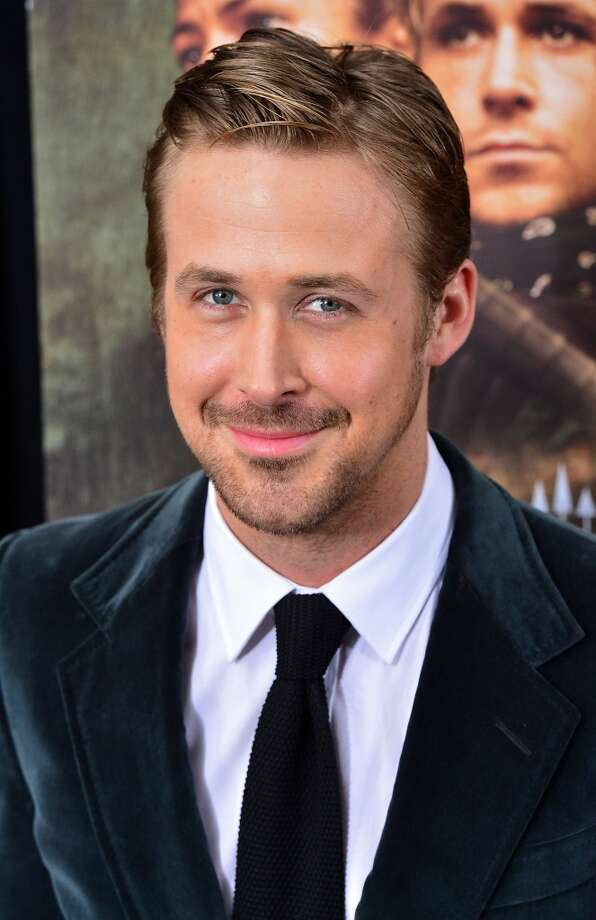 Ryan Gosling, reader suggestion.  Seems like a nice guy, though. Photo: James Devaney, WireImage