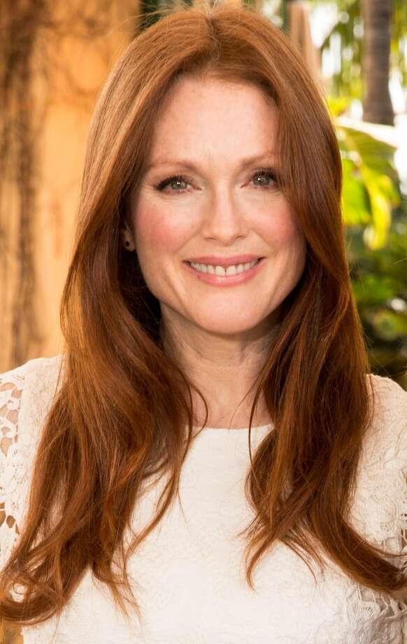 Julianne Moore, who makes every movie better -- and who is in every movie, it seems. Photo: Christopher Polk