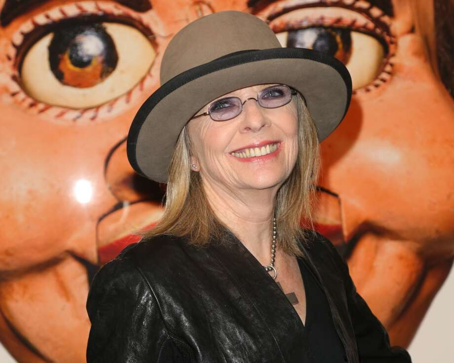 Diane Keaton, screen actress. Photo: Paul Archuleta, FilmMagic