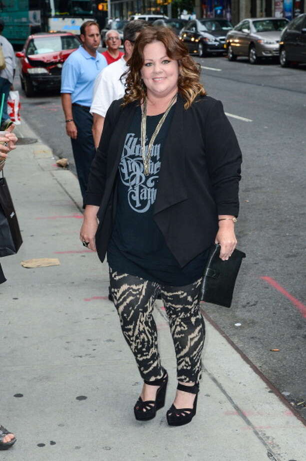 Melissa McCarthy, comic actress. Photo: Ray Tamarra, FilmMagic / 2013 Ray Tamarra